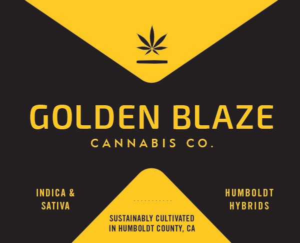 Golden Blaze Cannabis Co.